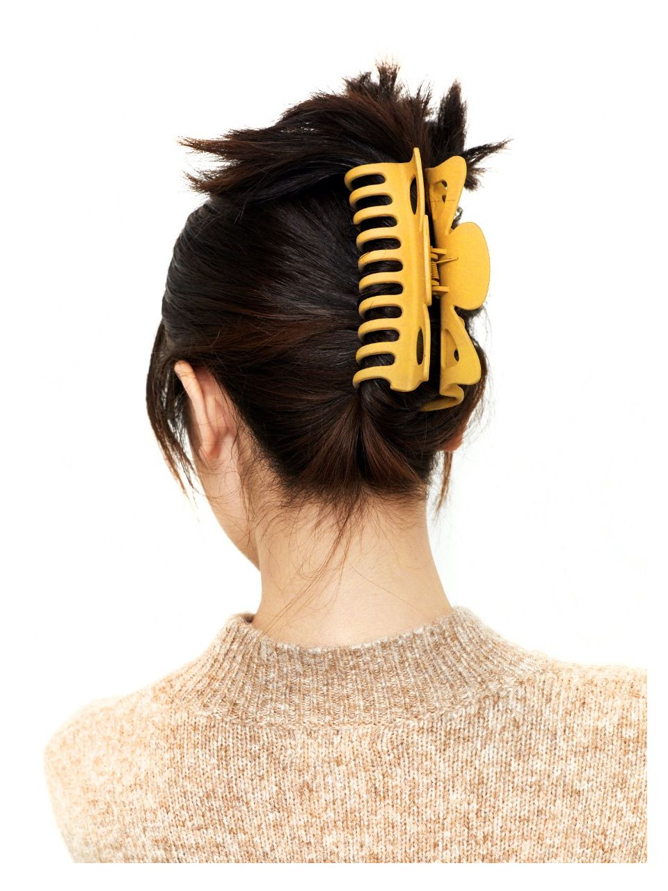 Mariposa Matte Large Claw Clip